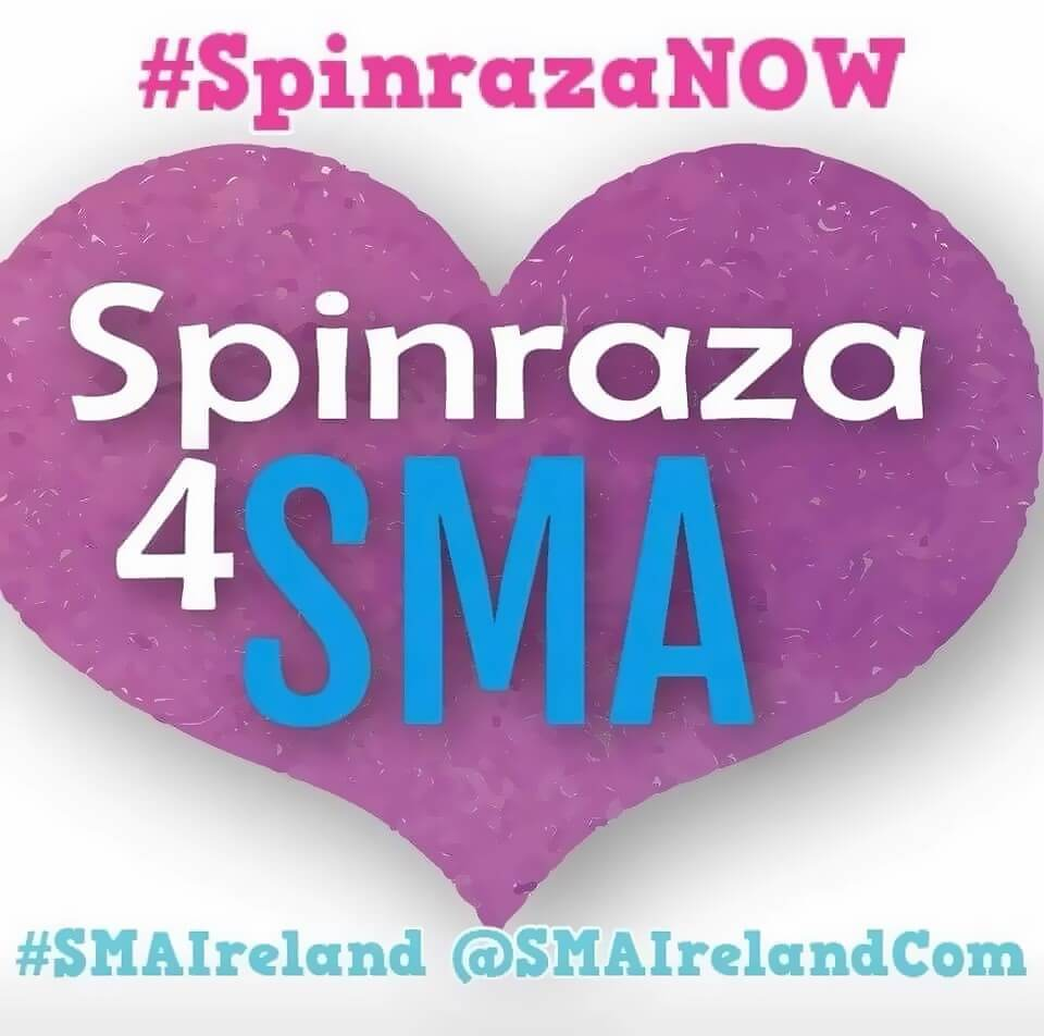 Irish Families Demand Spinraza NOW On World Rare Disease Day