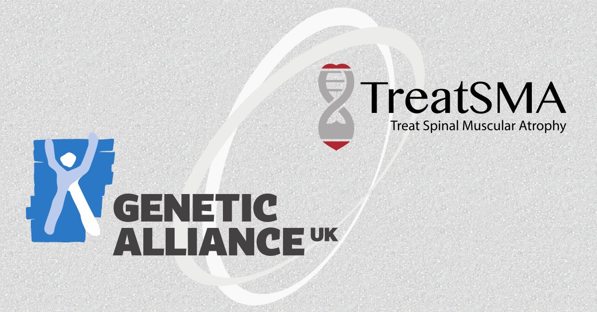 TreatSMA Joins Hands With Genetic Alliance To Improve The Situation Of People With SMA