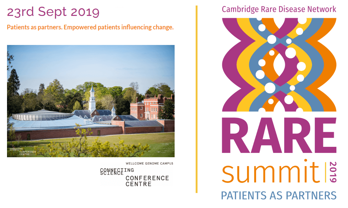 TreatSMA Attends Cambridge Rare Disease Network Summit