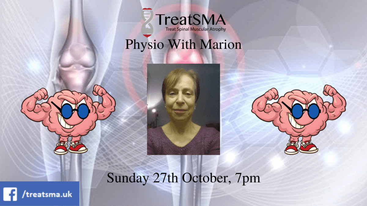 Physio With Marion – This Sunday