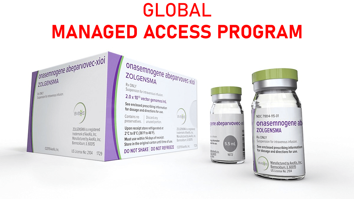Update On AveXis's Global Managed Access Programme For Zolgensma