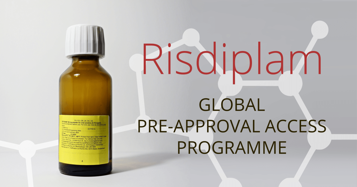 Roche Makes Risdiplam Available Globally Through A Pre-approval Access Programme