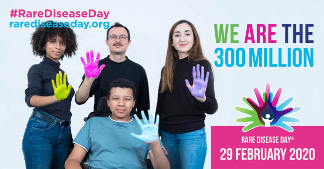 TreatSMA Rare Disease Day Event EXCLUSIVE – This Saturday, 29th February, Don't Miss It!