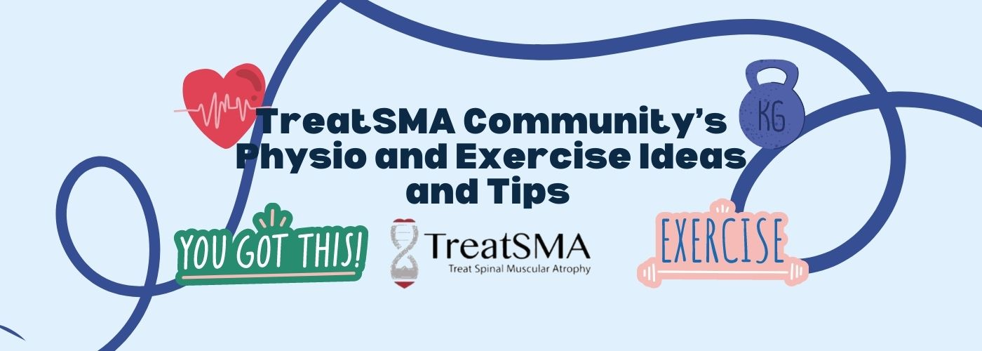 New Facebook Group, 'TreatSMA Community's Physio And Exercise Ideas And Tips'