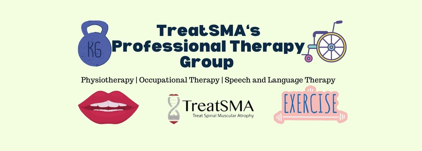 New Facebook Group – 'TreatSMA's Professional Therapy Group'